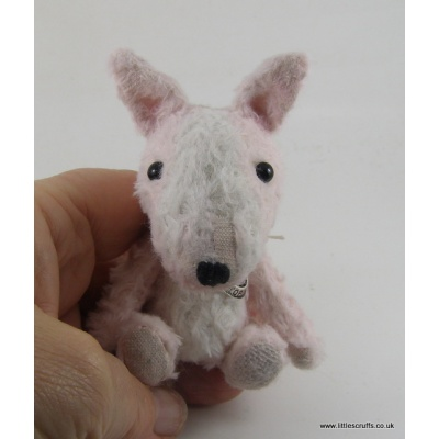 Lolly English bull terrier